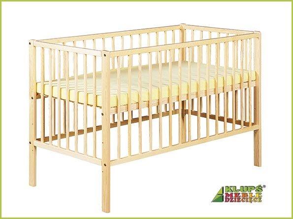 Bērnu gulta Klups RADEK X priežu krāsas