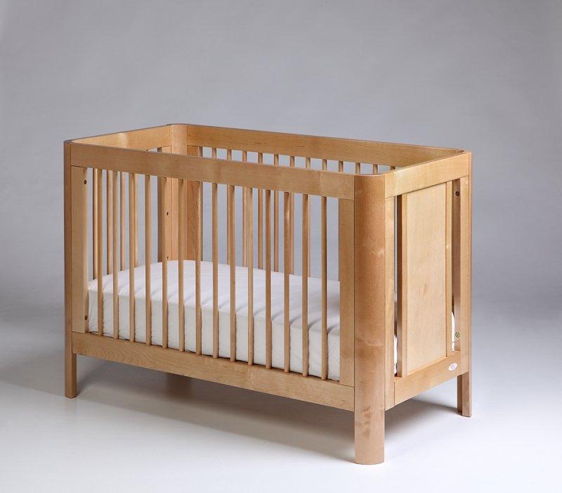 Bērnu gulta TROLL Sun Natural COT-SU0359