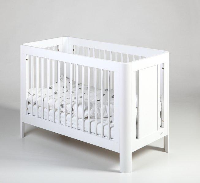 Bērnu gulta TROLL Sun White COT-SU0359