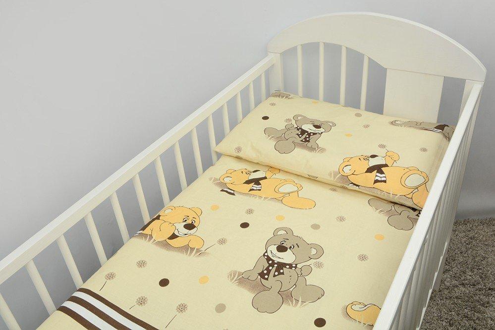 Bērnu gultas veļa: 2 daļas virspalags+spilvendrāna ANKRAS DREAMER Marzyciel K-2 beige 207.135BE