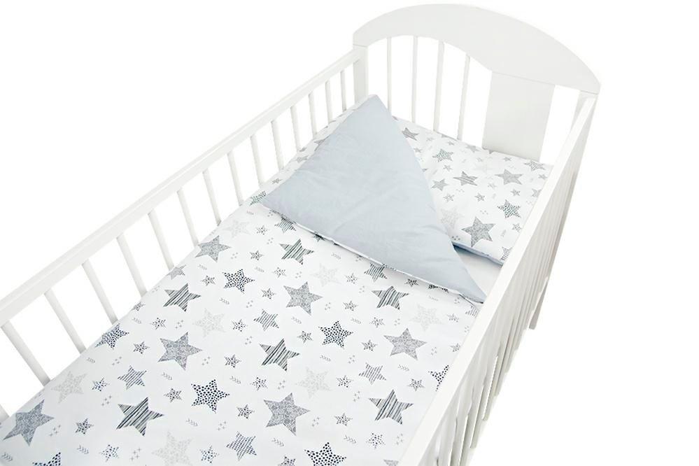 Bērnu gultas veļa: 2 daļas virspalags+spilvendrāna ANKRAS MIKA K-2 beige