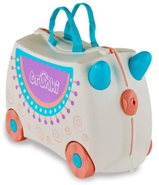 Bērnu koferis ar riteņiem Trunki Lima Lola