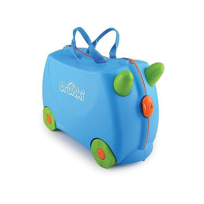 Bērnu koferis ar riteņiem Trunki Terrance