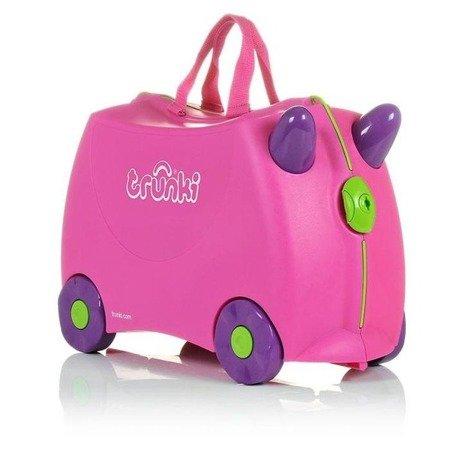 Bērnu koferis ar riteņiem Trunki Trixi