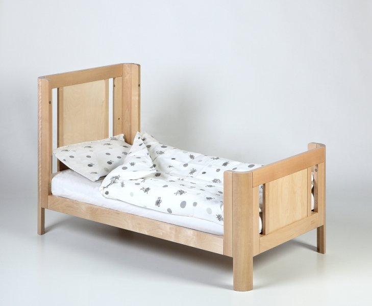 Bērnu kokā gulta - transformeris TROLL Sun Natural CBD-SU0373