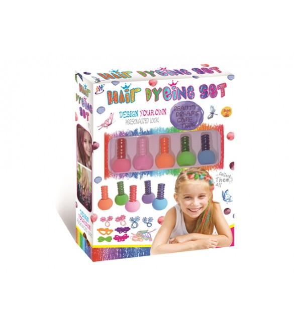 Bērnu komplekts matu stilizēšanai 29x23x5 cm 7124806