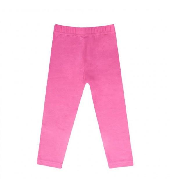 Bērnu legingi YOclub pink LE-11