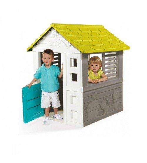 Bērnu māja Smoby Garden House 98 x 110 x 127 cm 810708