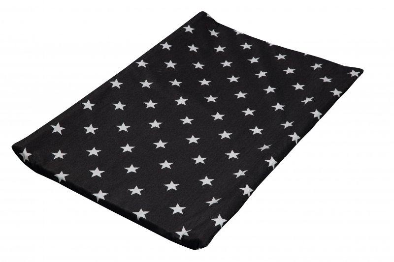 Bērnu matracis pārtinamam galdam TROLL Lukas MAT-CTT-TR Black Star