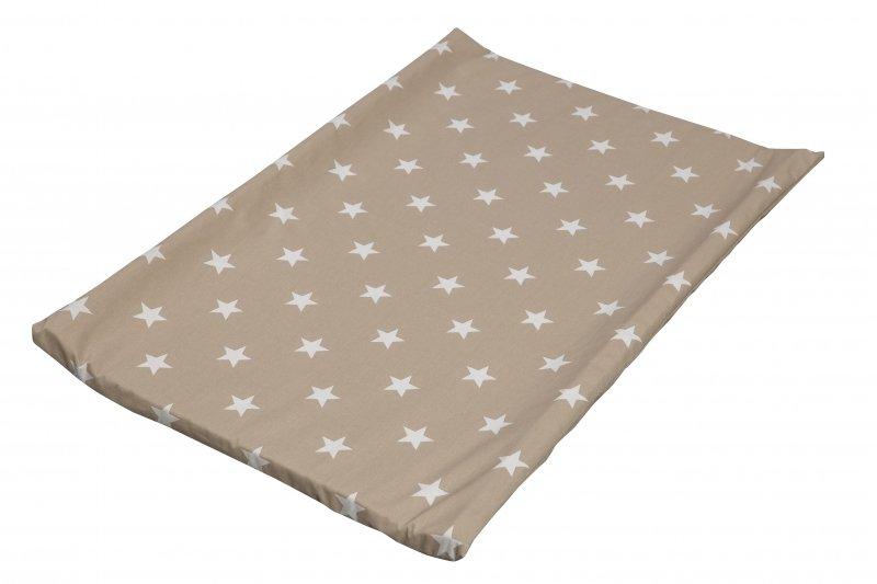 Bērnu matracis pārtinamam galdam TROLL Lukas MAT-CTT-TR Sand star