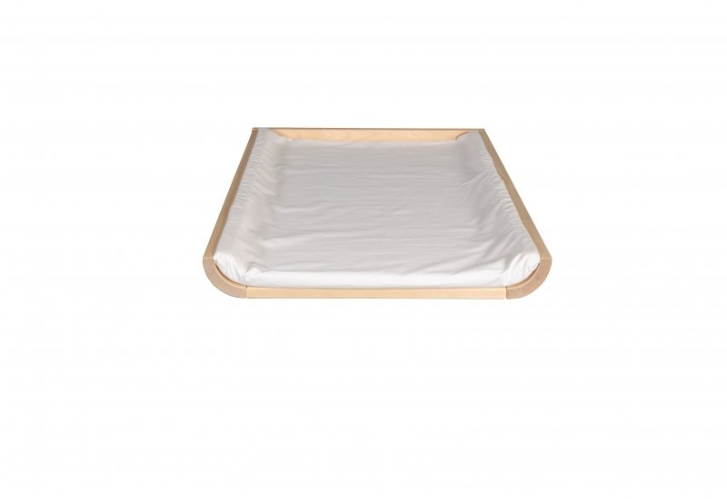 Bērnu matracis pārtinamam galdam TROLL Lukas MAT-CTT-TR White