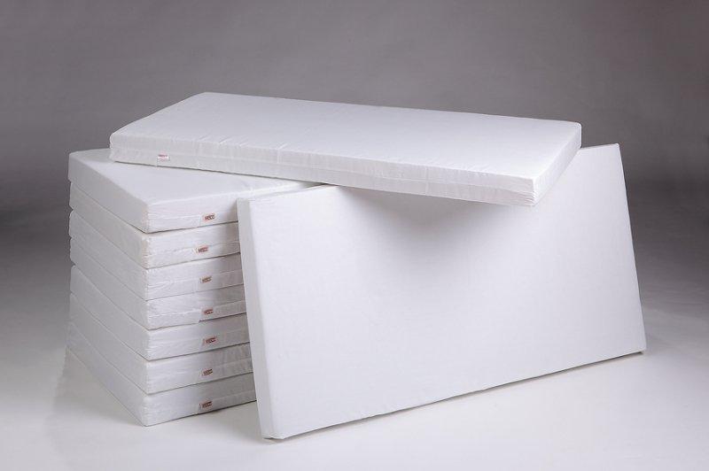 Bērnu matracis šūpulim 89x38 cm TROLL Fiber block MAT-FB0327