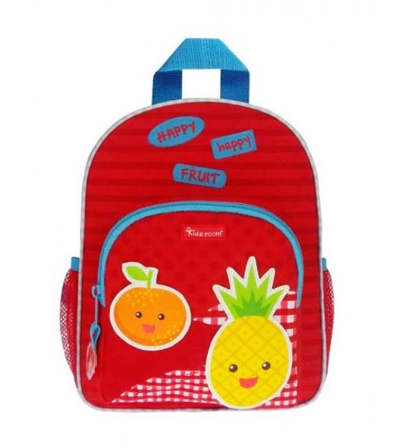 Bērnu mugursoma FRUITS red 030-6705C