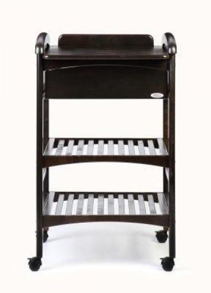Bērnu pārtinamais galds ar atvilktni TROLL Nicole Lux DOK CTL-NC0168
