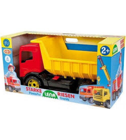Bērnu Pašizgāzējs 62 cm kastē LENA MAXI Dumper L02160