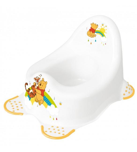 Bērnu podiņš muzikālais Keeper Winnie the POOCH white