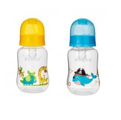 Bērnu pudele 125ml AKUKU AL-A0004