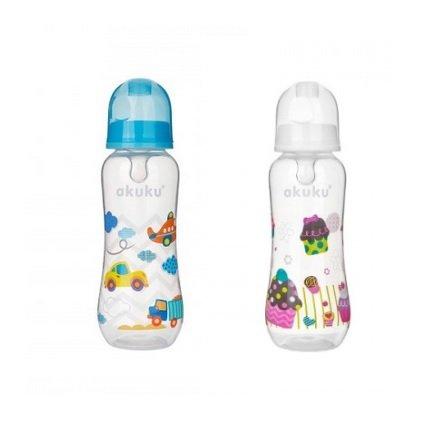 Bērnu pudele 250ml AKUKU A0005