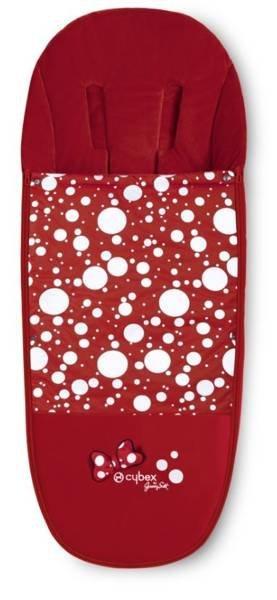 Bērnu ratu guļammaiss Cybex FOOTMUFF Petticoat by Jeremy Scott