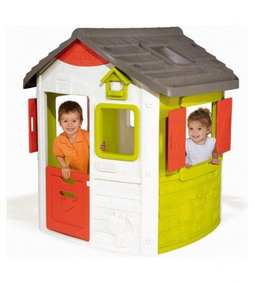 Bērnu spēļu mājiņa Smoby 115 х 132 х 123 cm 810500