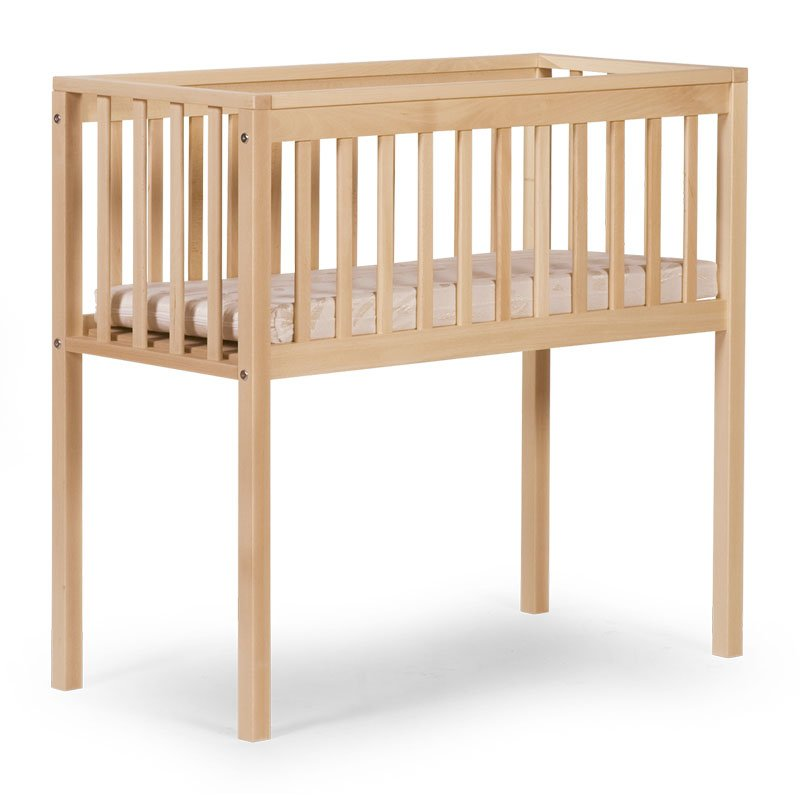 Bērnu šūpulis 40x90 сm CHILDHOME Cradle Beech Natural Sticks