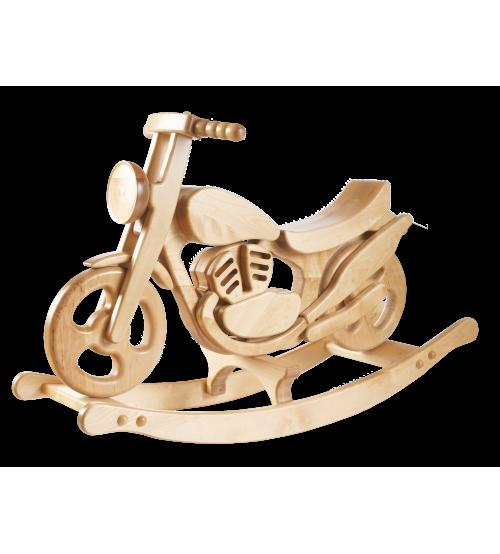 Bērnu šūpuļkrēsls motocikls KROSS NK-26
