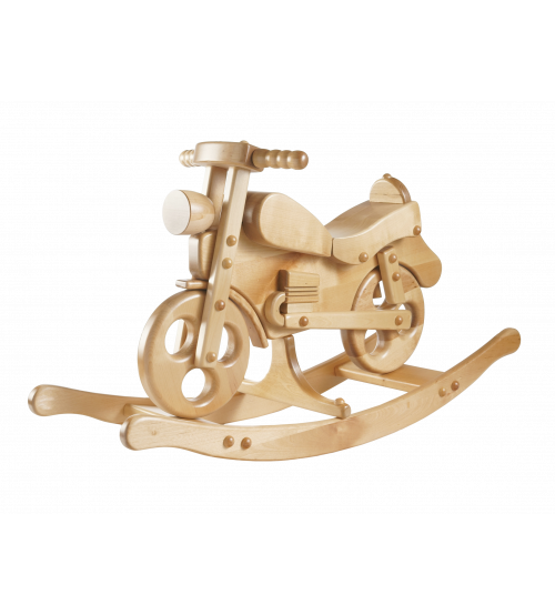 Bērnu šūpuļkrēsls motocikls MOTOSAKI NK-3