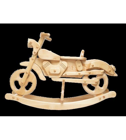 Bērnu šūpuļkrēsls Motocikls Super NK-1