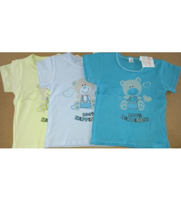Bērnu T-krekls ar īsajām piedurknēm MARGO 11062