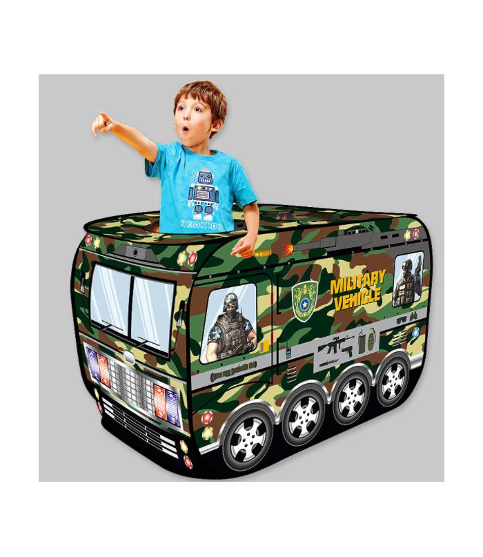 Bērnu telts Tanks