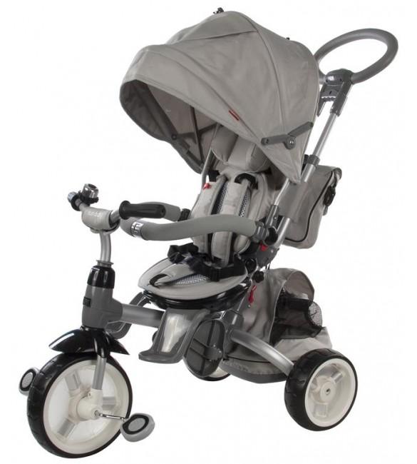 Bērnu trīsritenis SunBaby LITTLE TIGER T500 grey J01.007.1.6