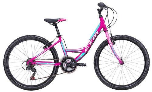 "Bērnu velosipēds CTM Missy 24"" Pink"