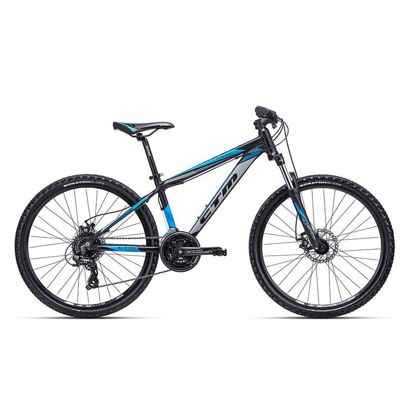 "Bērnu velosipēds CTM MTB alloy Terrano 2.0 26"""