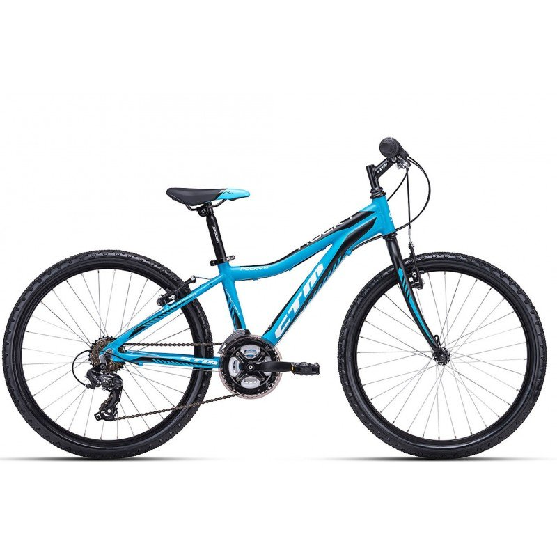"""Bērnu velosipēds CTM Rocky 1.0 24"""""""
