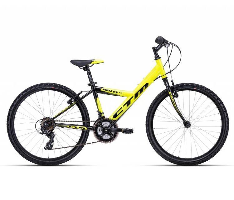 "Bērnu velosipēds CTM Willy 1.0 24"""