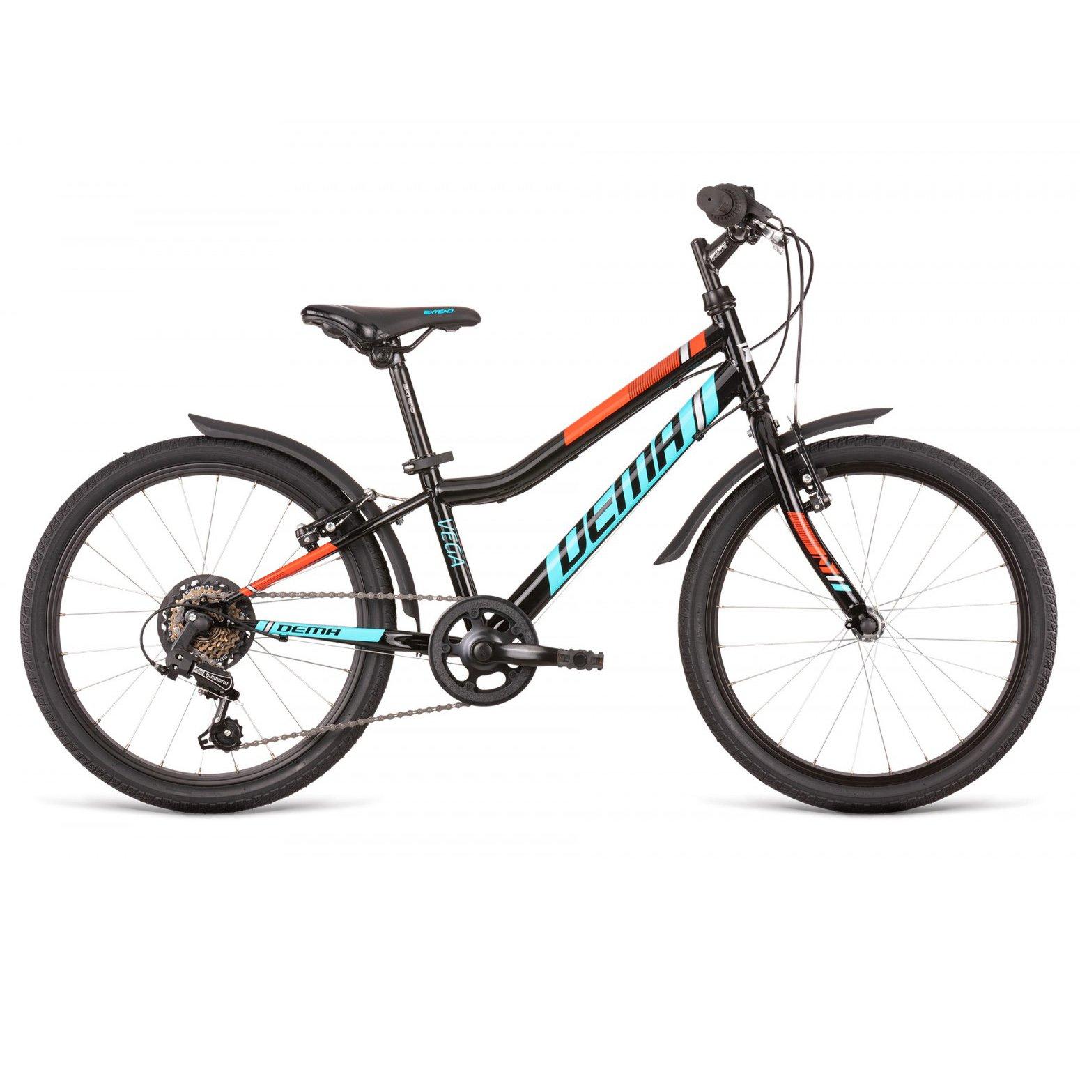 "Bērnu velosipēds Dema Vega 6 sp 20"""