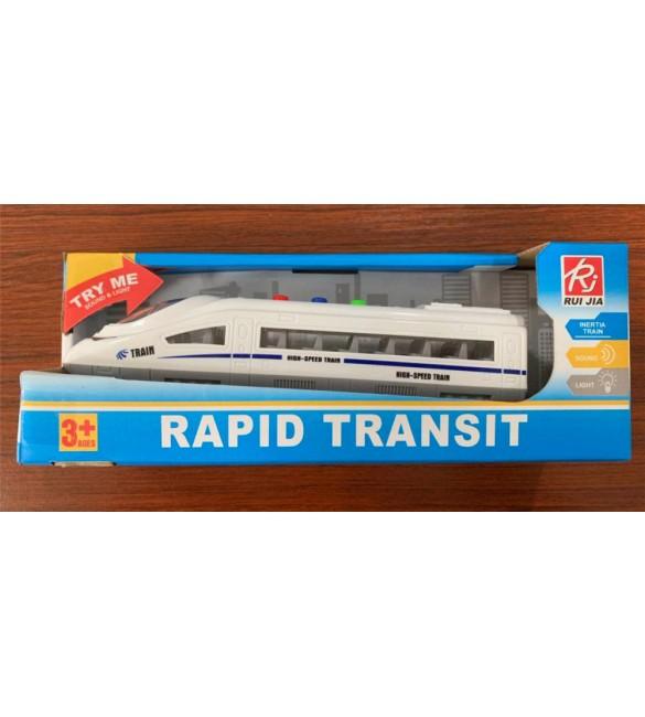 Bērnu vilciens ar skaņu un gaismu BF124770