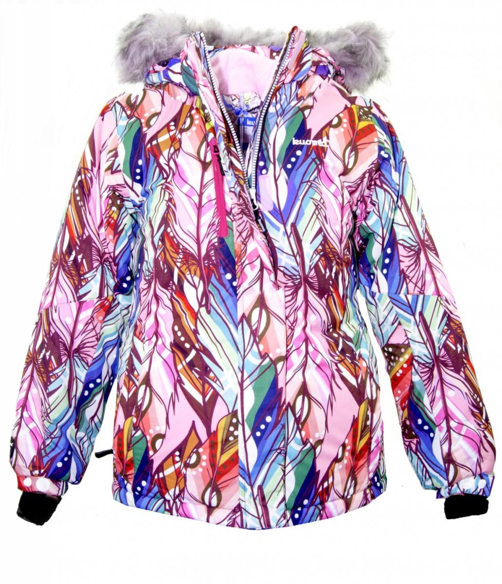 Bērnu ziemas jaka Kuoma Bianca Art. 9-020-03