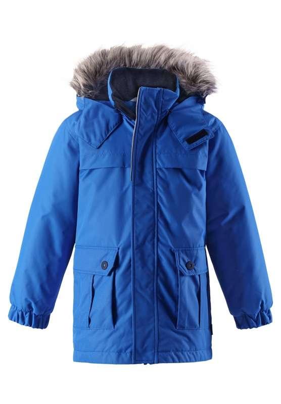 Bērnu ziemas jaka Lassie'18 Blue Art.721717-6520