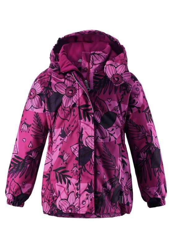 Bērnu ziemas jaka Lassie'18 Pink Art.721714-4802