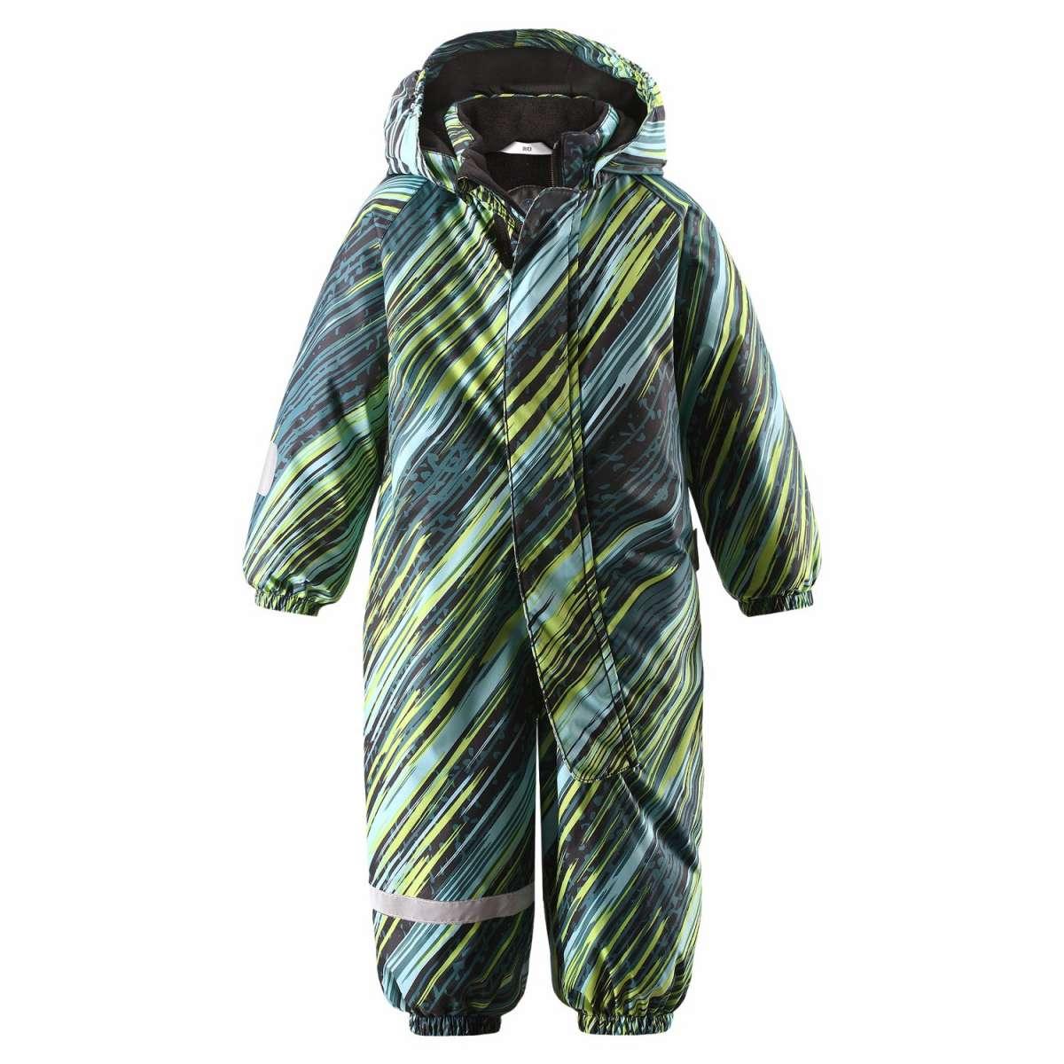 Bērnu ziemas kombinezons Lassie'18 Lassietec®Bright Green Art. 710710-8313