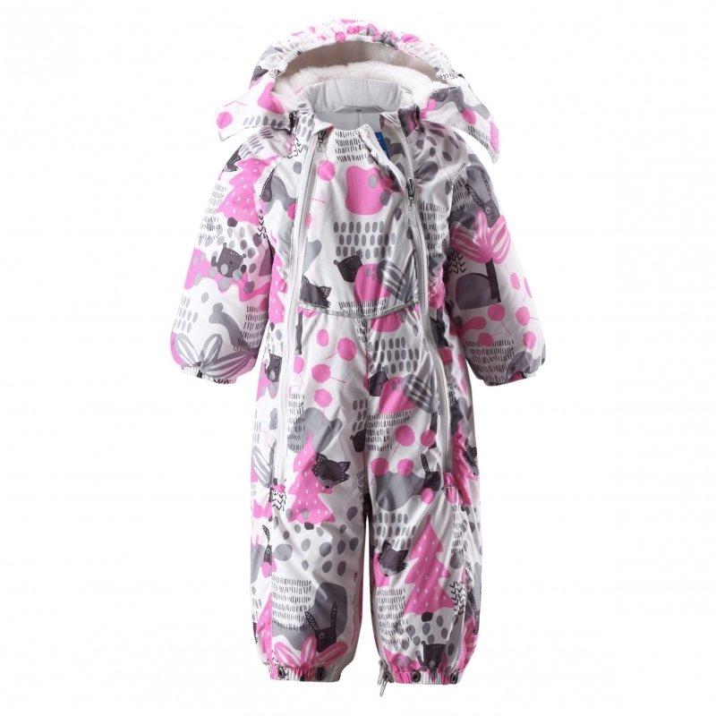 Bērnu ziemas kombinezons Lassie Pink Art. 710675-4531