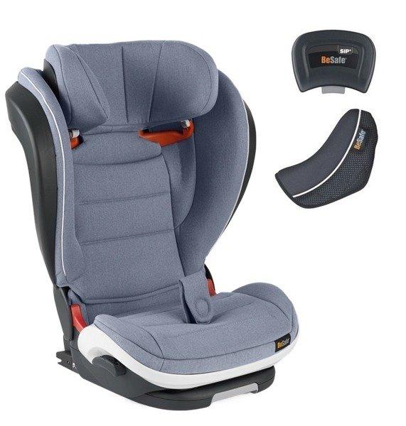 BeSafe Izi Flex Fix I-size Cloud melange Bērnu autosēdeklis 15-36 kg