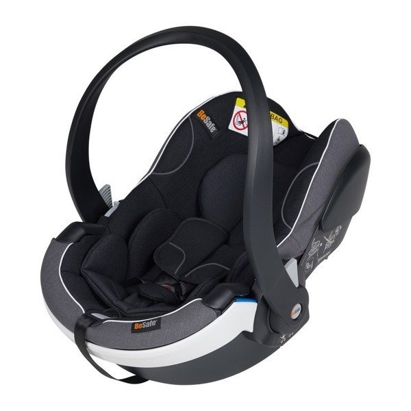 BeSafe iZi Go Modular X1 i-Size Interior black Bērnu autosēdeklis 0-13 kg