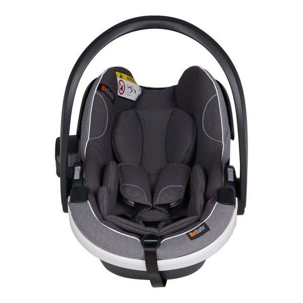 BeSafe iZi Go Modular X1 i-Size Metalic melange Bērnu autosēdeklis 0-13 kg