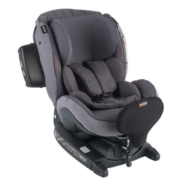 BeSafe iZi Kid X3 i-Size Metalic Melange Bērnu autosēdeklis 0-18 kg