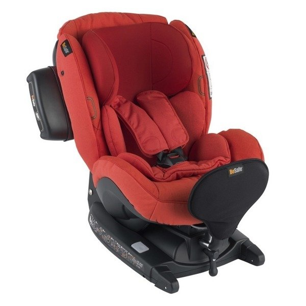 BeSafe iZi Kid X3 i-Size Sunset Melange Bērnu autosēdeklis 0-18 kg