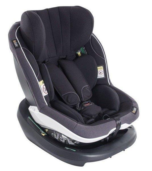 BeSafe iZi Modular i-Size Black melange Bērnu autosēdeklis 0-18 kg