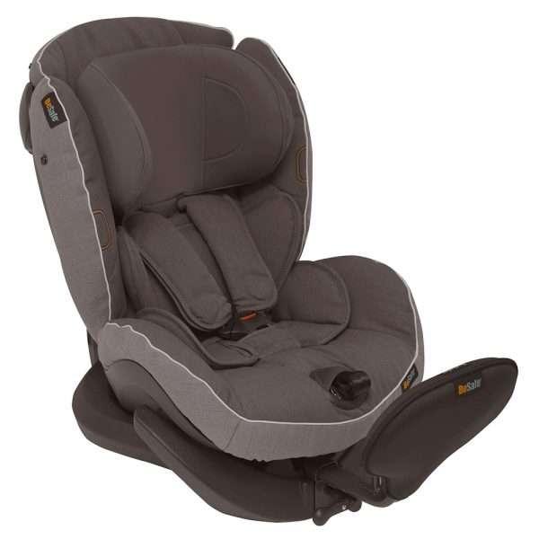 BeSafe iZi Plus Mettalic Melange Autokrēsliņš 0-25 kg