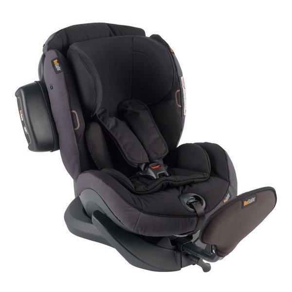 BeSafe iZi Plus X1 Black melange Bērnu autosēdeklis 0-25 kg